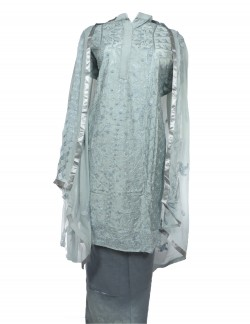 GREY COLOR LADIES SUIT