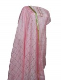 LIGHT PURPLE COLOR LADIES SUIT WITH MUKESH WORK