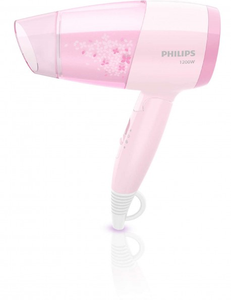 Philips Women ThermoProtect Coolshot 1600W Hair Dryer BHD006/00 White