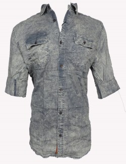 Fake studio Grey Casual Shirt