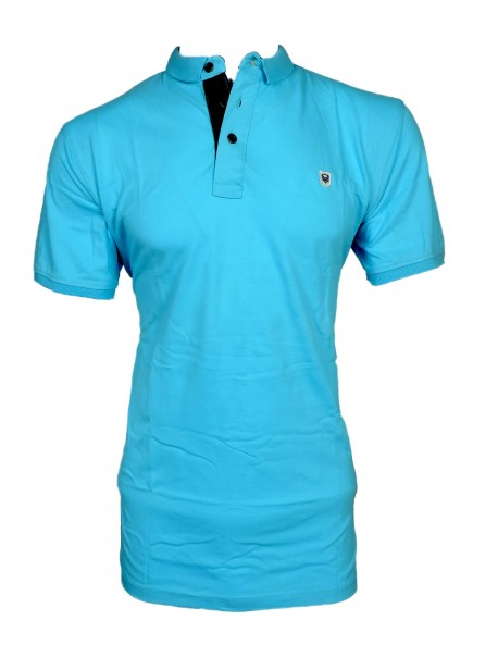 G club light Blue T shirt
