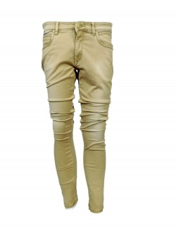VOGUERAW LIGHT BROWN JEANS