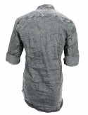 FAKE STUDIO GREY COLOR CASUAL SHIRT