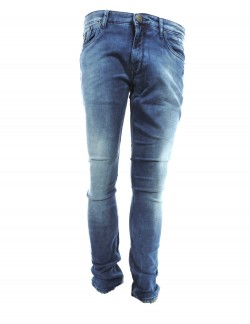 VOGUERAW PLAIN BLUE JEANS